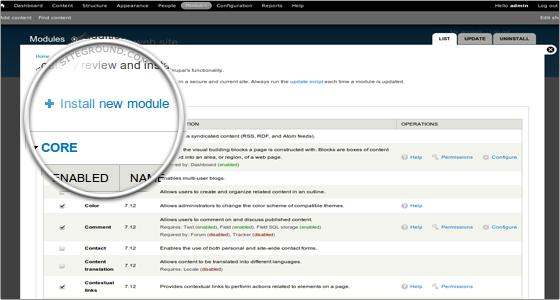 drupal tutorial how to manually install drupal modules rh bugtreat com drupal 7 install module manually Drupal Web Design