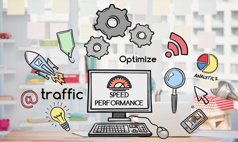 Website Speed Optimization - Bugtreat Technologies
