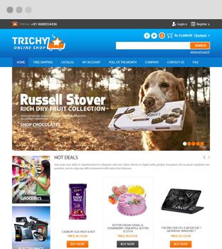 trichy online shop