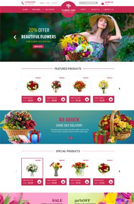 Flowery-Shop
