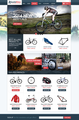 Guzzle Bikes