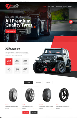 Cool Tyres