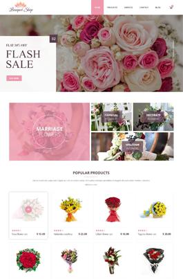 Bouquet Shop