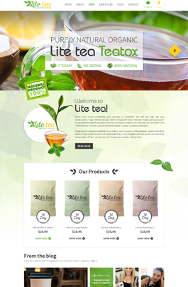 Lite Tea